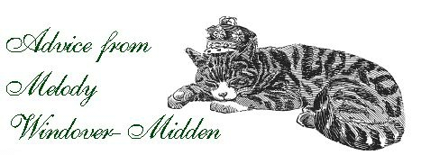 Picture: Advice from Melody Windover-Midden