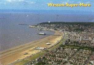 Picture: A Jolly Holiday at Weston-super-Mare